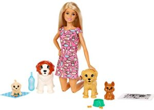 Reviews Y Listado De Barbie Guarderia De Perritos Disponible En Linea