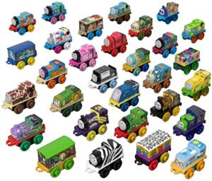 Listado Y Reviews De Thomas And Friends Minis Top Cinco