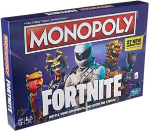 Recopilacion Y Reviews De Monopoly De Fortnite Los 7 Mas Buscados